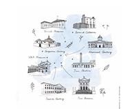 Illustration Map/
