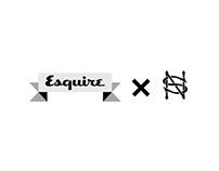 Esquire X Nick Spanos
