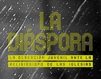 La Diáspora - Book cover