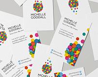 Michelle Goodall digital consultant brand identity