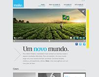 Site Agência Make