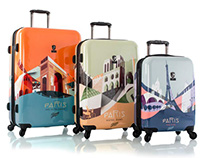 """Paris"" Heys Luggage"