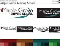 Logo/Branding - Maple Grove Driving School