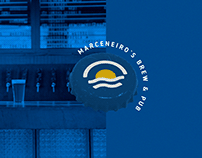 Logo Marceneiro`s Brew & Pub