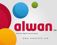 Alwanlab Logo 2012