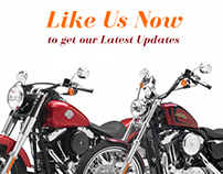 Harley Davidson Facebook Photo Contest