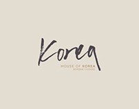 HOUSE OF KOREA BRANDING