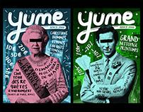 YUME Concept Shop - Identité visuelle