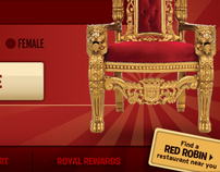 Red Robin Royalty