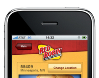 Red Robin Mobile Site