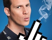 TOSH.O FOR COMEDY CENTRAL