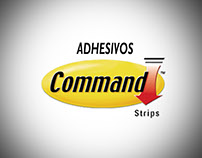 Adhesivos command (Trabajo universidad)