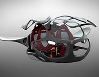 amnis - bionic submarine