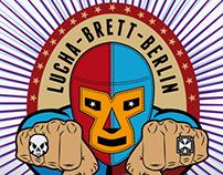 Lucha-Brett Longboard