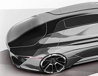 FSO Polonez Concept 2016