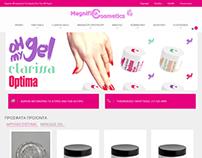Κατασκευή eshop magnificocosmetics.gr