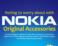 AT & Nokia Original Accessories