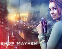 Photoshop Mayhem | Star Blade 01