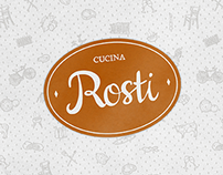 Rosti | Branding, Illustrations