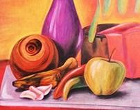 "Fine arts ""pastel"""