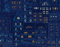 City Bear 2.0 Print