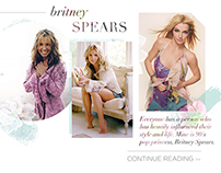 Britney Spears Post Header