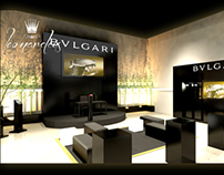 Bvlgari New Face in Time