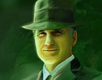The Greed Hornet - Romney/Ryan 2012