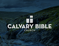 Branding for Calvary Bible Church