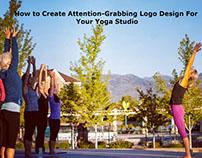 How to Create Logo Design For Your Yoga Studio