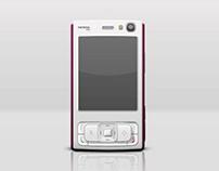 Ilustração_Nokia N95