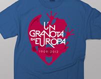 """Levante U.D. """"Un granota en Europa"""""""