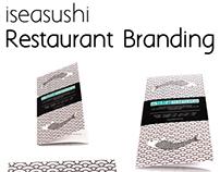 Sushi Restaurant Branding