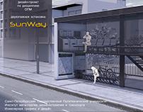 Bus Stop SunWay