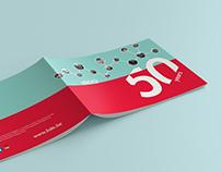 BDO 50 Years / brochure