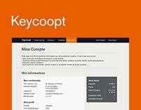 Révision cosmétique de la gestion client sous Bootstrap