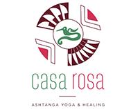 Branding para escola de yoga
