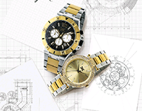 Killer Timewear magazine ad