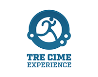 Logo Design / TRE CIME EXPERIENCE (trail running event)