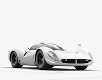 Ferrari P4 The Beautiful Loser
