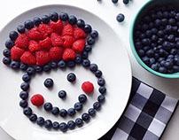 Schnucks Food Art | Social Media Promotion