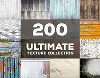 Ultimate 200 Textures Package