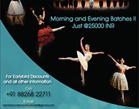 Flyers - Central Contemporary Ballet, India