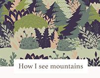 Why I love mountains more than the sea