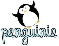 Penguinie (kids clothing) - Logo