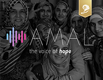 Gold Young Lions Worldwide/ Amal, The Voice of Hope
