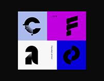 Symbols & logotypes 2016-18