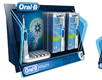Oral-B Shelf Extender
