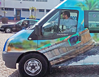Zoomarine Vehicle Decoration | Decoração Veículos