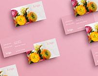 Branding Flower Deco Kiriga